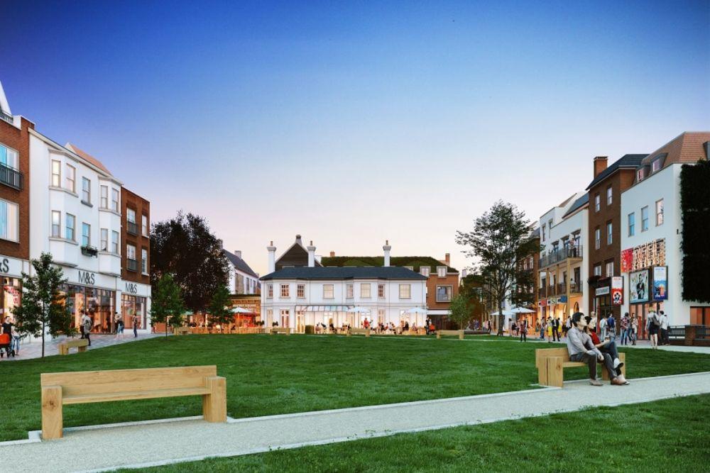 Brightwells Yard Farnham