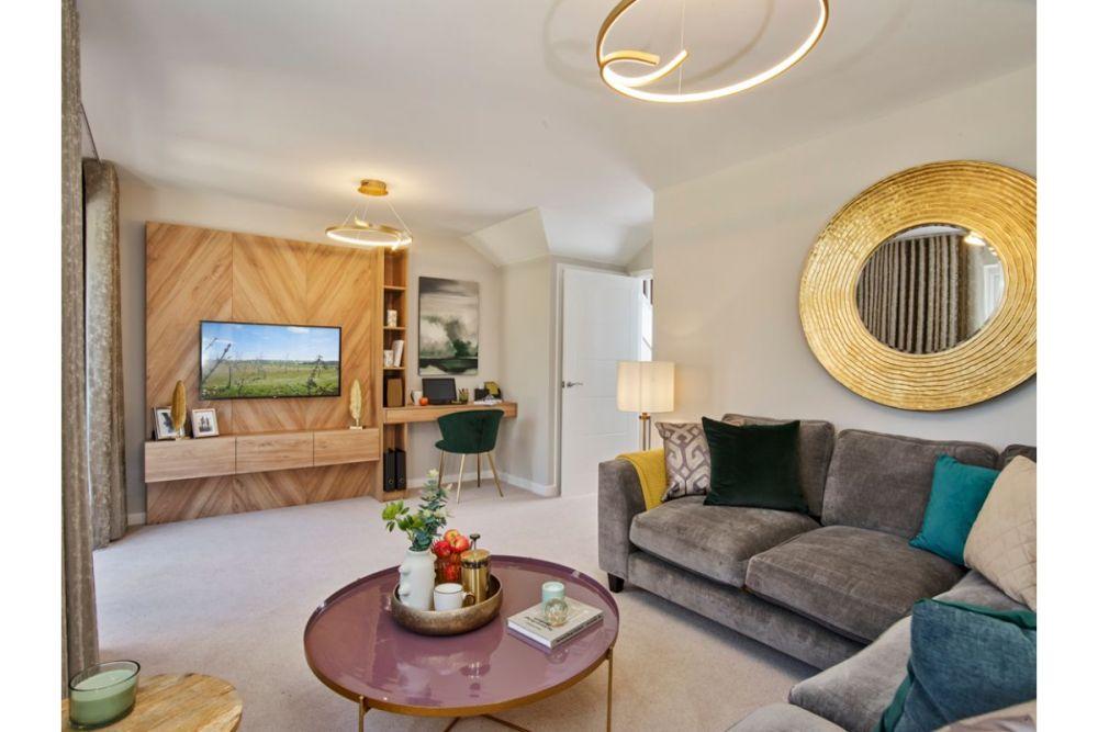 Nine Acres Living Room