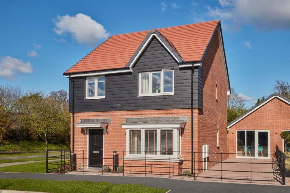 New build homes in welywn garden city