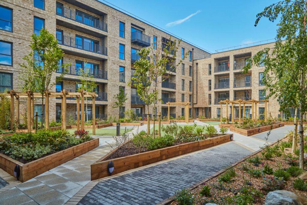 brand new build homes in milton keynes