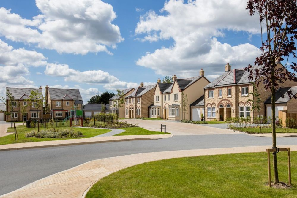 New build homes in Stotfold