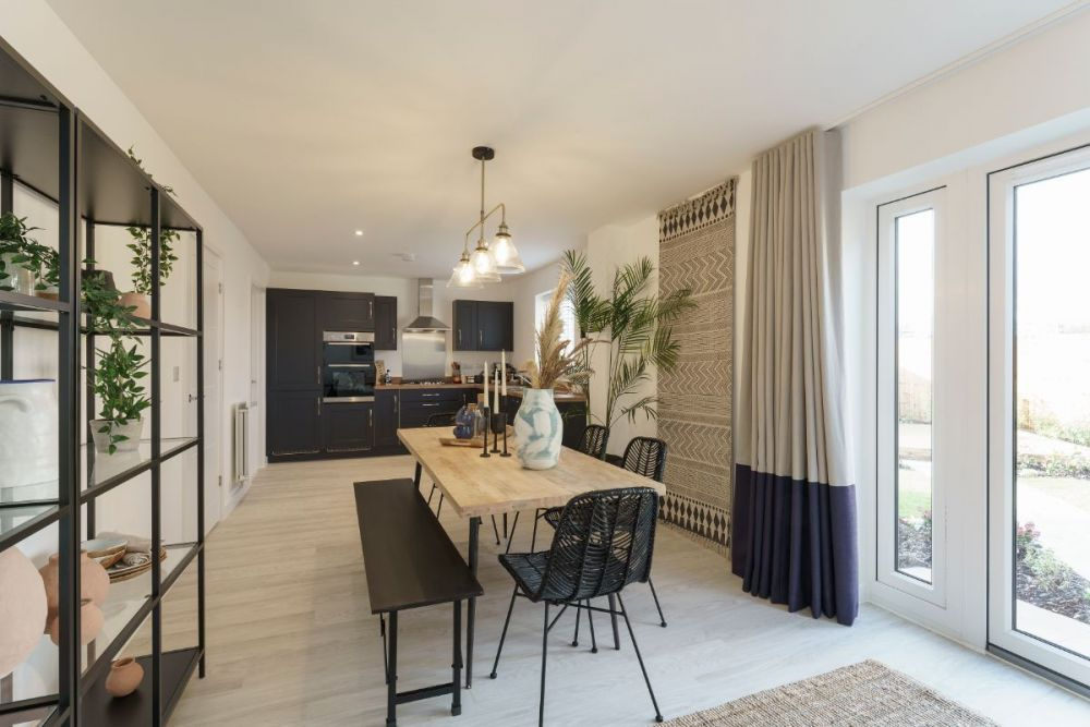 Brand new homes in East Challow