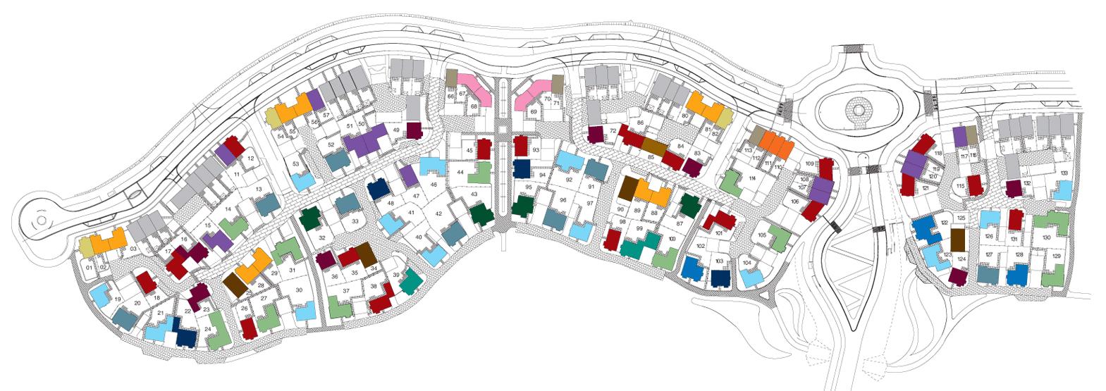 Stour Meadows plan