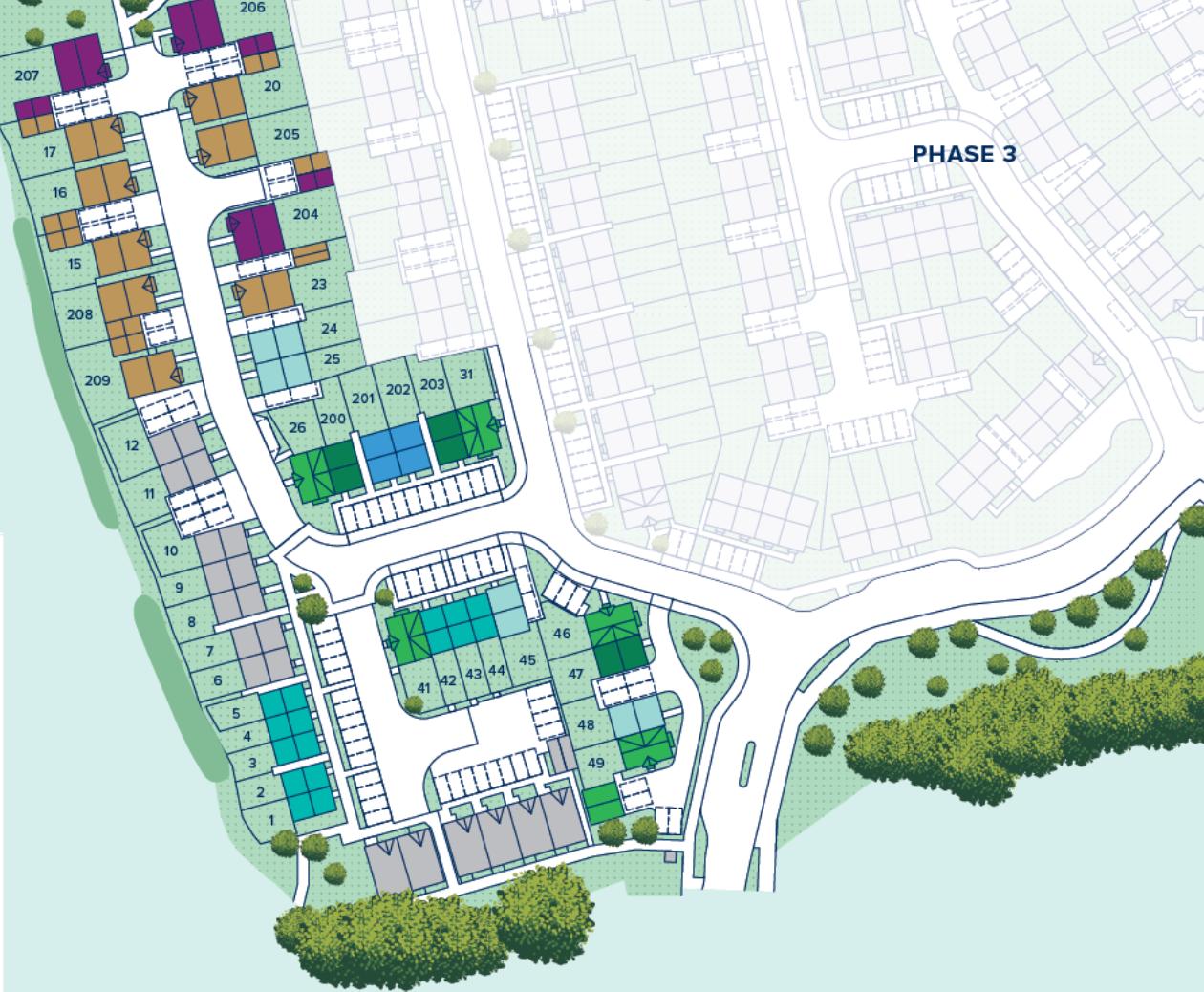 Mirum Park plan