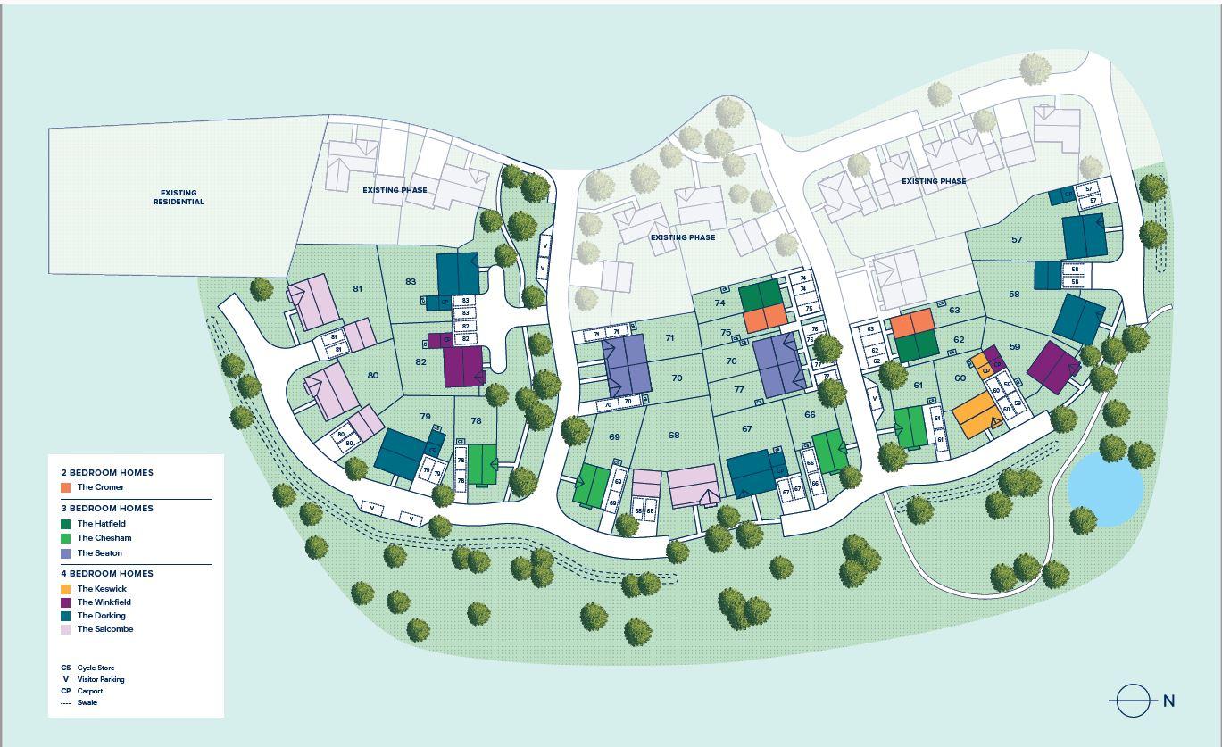Lyewood plan