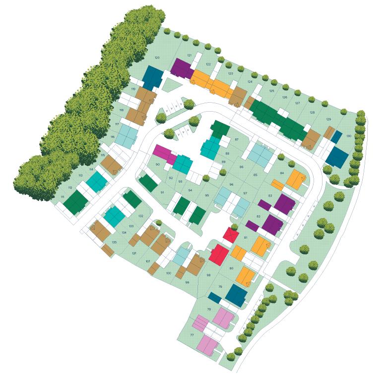Nine Acres plan