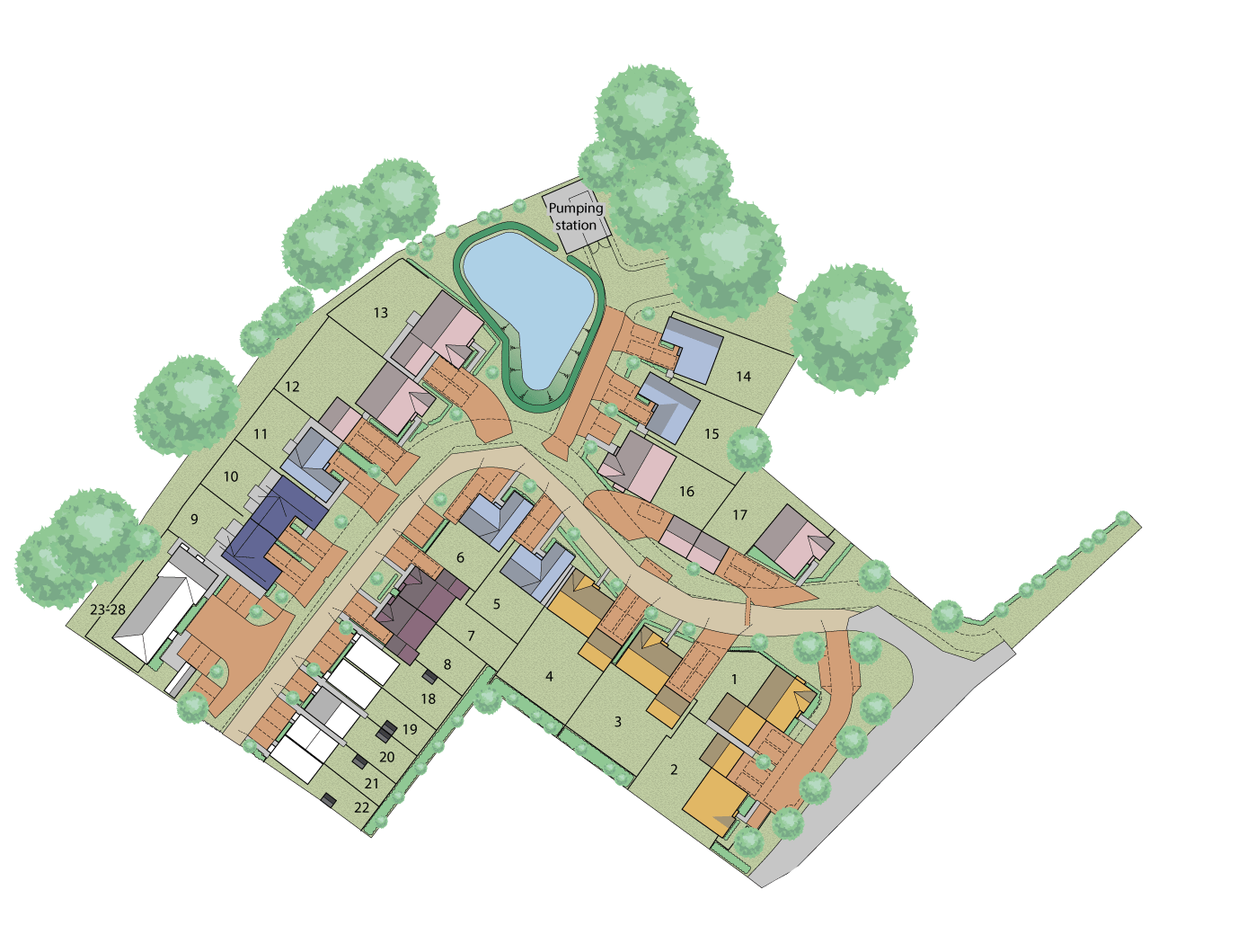 The Collection plan