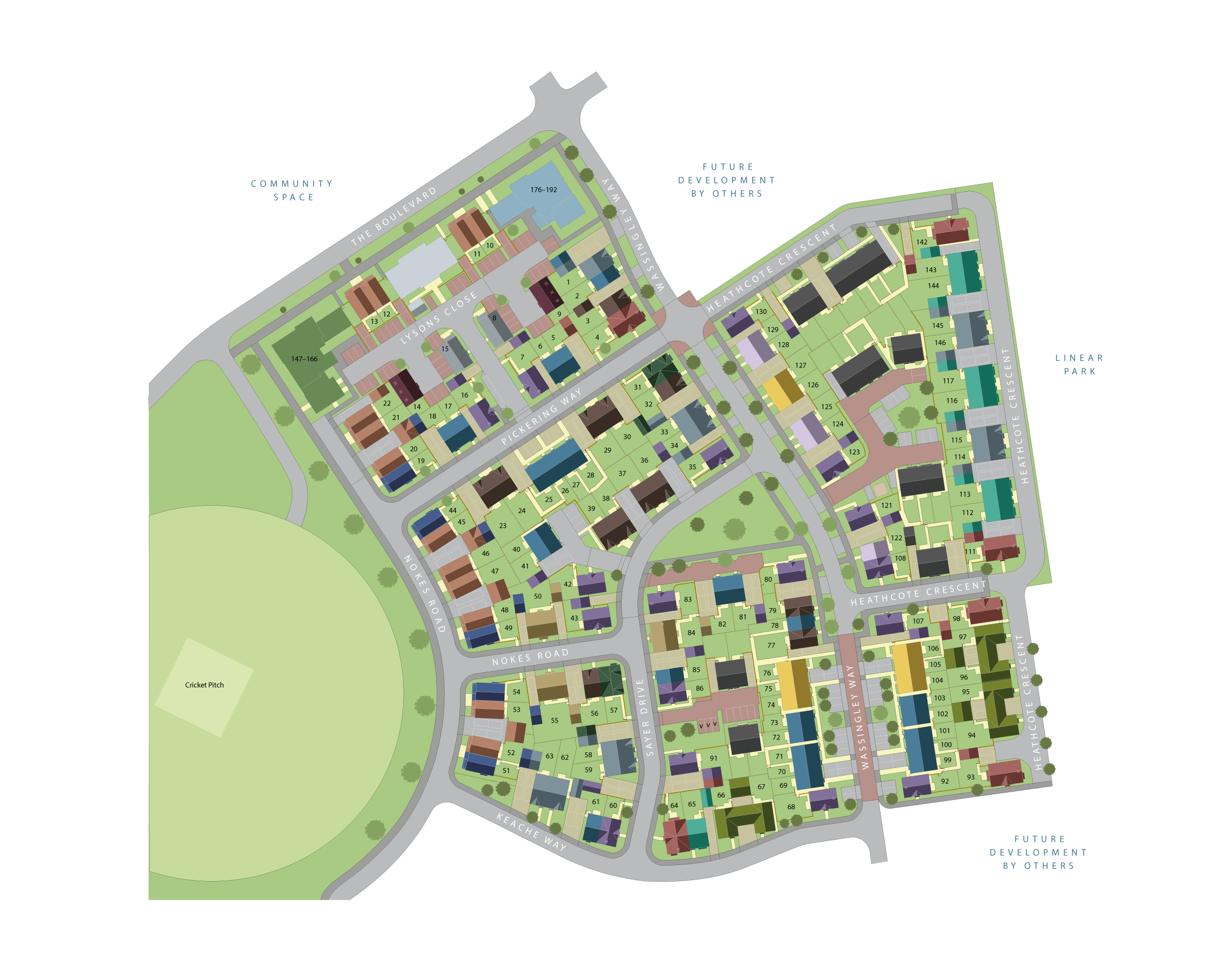 Alconbury Weald plan