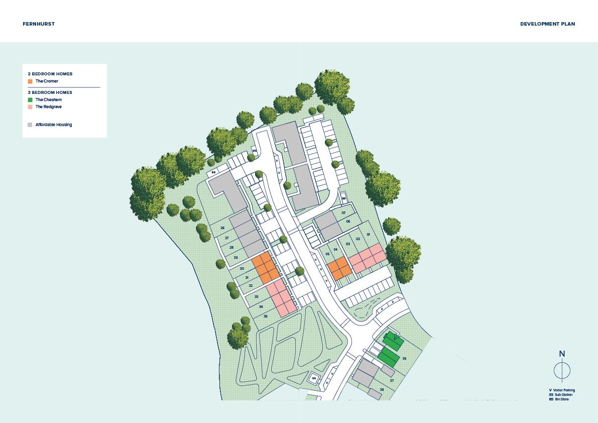 Fernhurst plan
