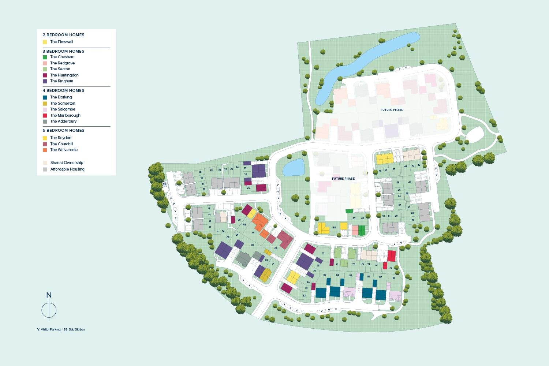 Fuller's Grove plan