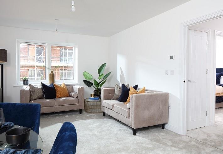One Bedroom Apartment Hero Image