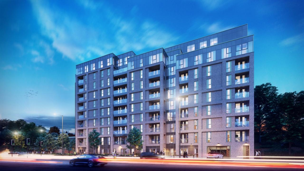 Apartment 2E Hero Image