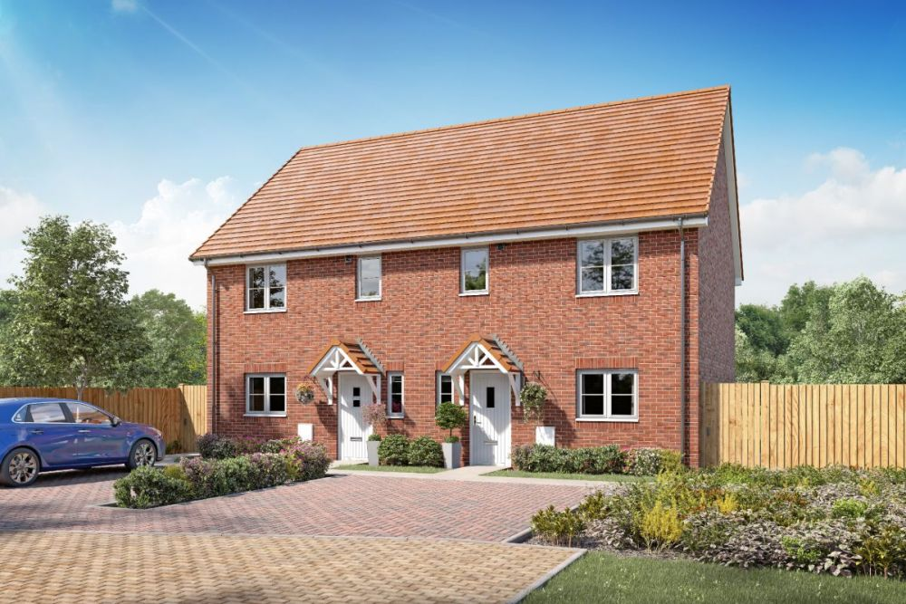 The Redgrave CGI - Mulberry View