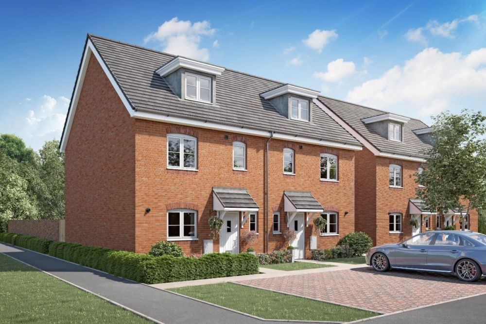 The Filey CGI - Mulberry View