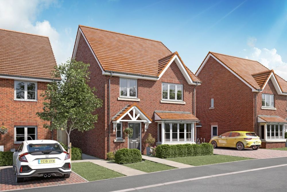 The Romsey CGI - Mulberry View