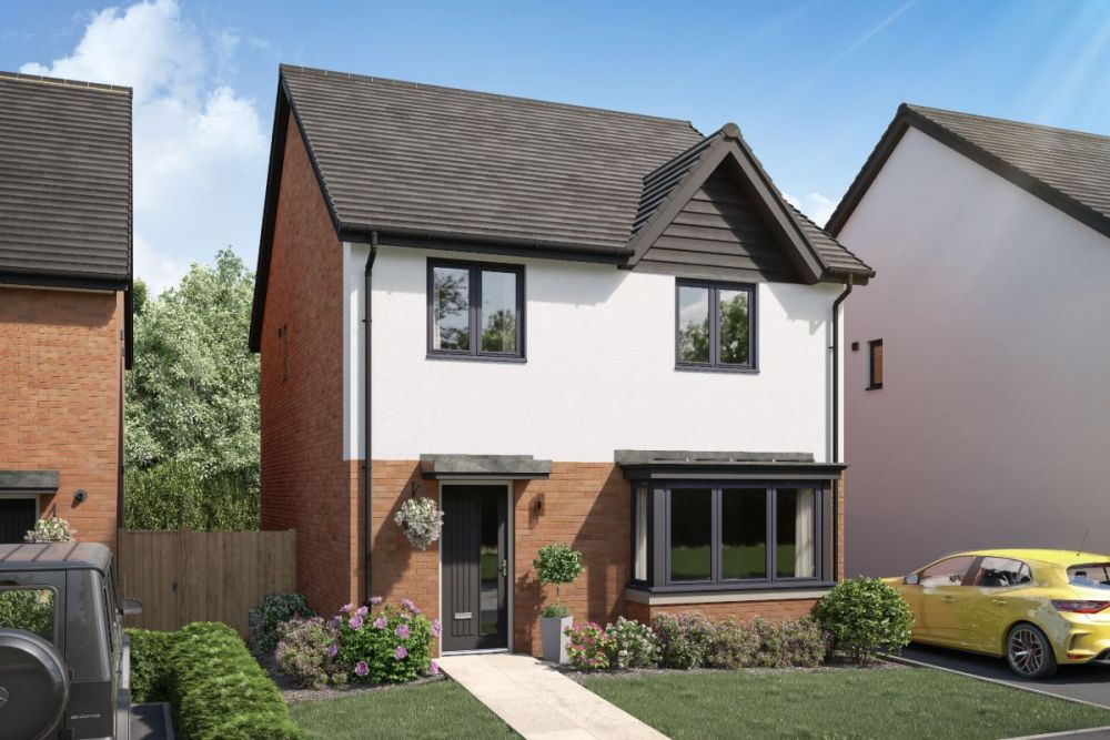Colwell Green - The Romsey - CGI