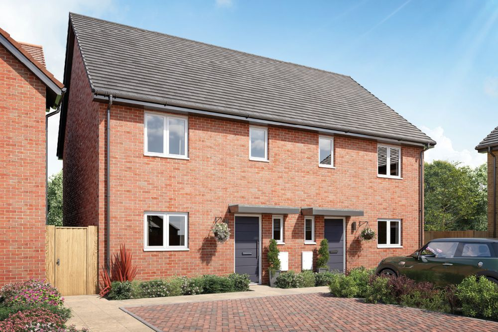 Kings Meadow - CGI - The Redgrave