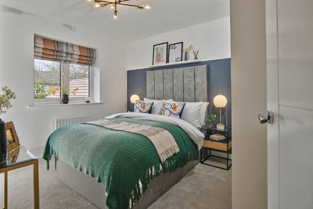 The Romsey Bedroom
