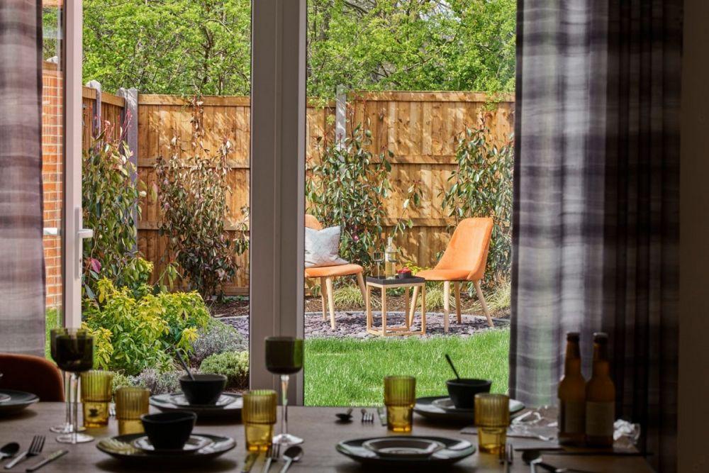 the romsey garden