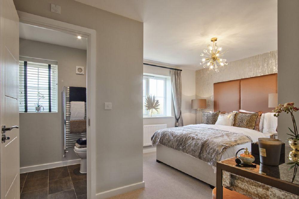 The keswick bedroom