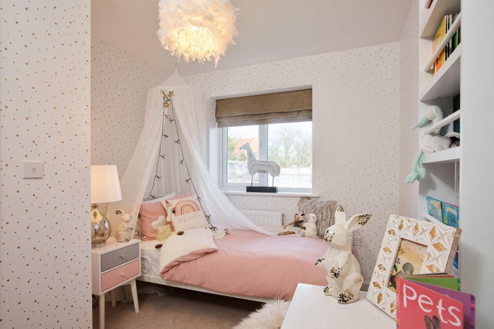 The Keswick Bedroom 4 (Wycke Place)