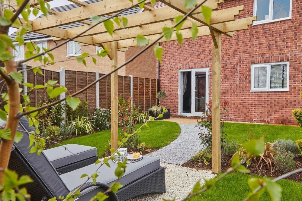 The Keswick Garden (Wycke Place)