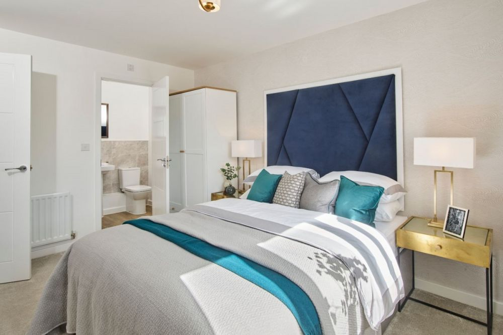 The Romsey Bedroom 1 (Willow Place)