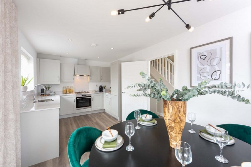 The Chesham - Ackender Hill - Kitchen and Dining 2 -1200 x 800
