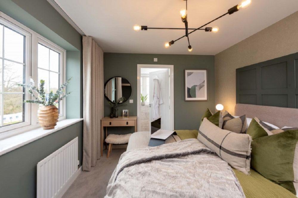 The Chesham - Ackender Hill - Bedroom 1 1 - 1200 x 800