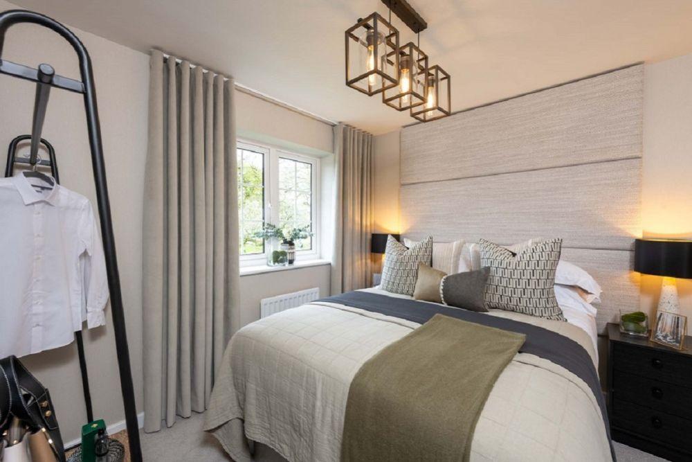 The Chesham - Ackender Hill - Bedroom 2 - 1200 x 800