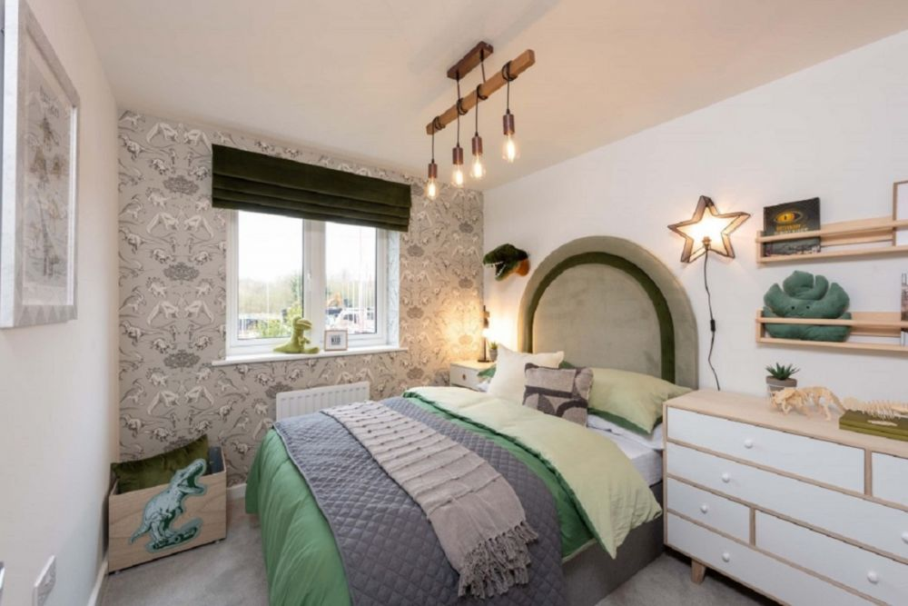 The Chesham - Ackender Hill - Bedroom 3 - 1200 x 800