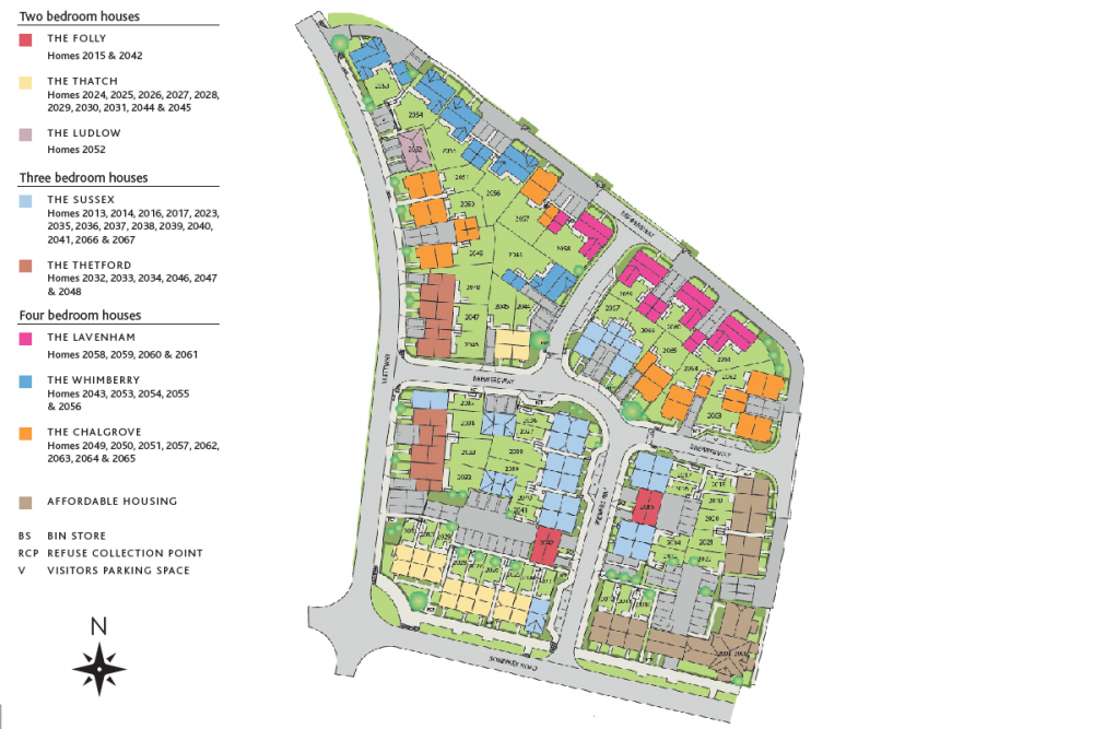 3B site plan