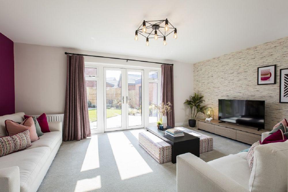 The Hexham Living Room