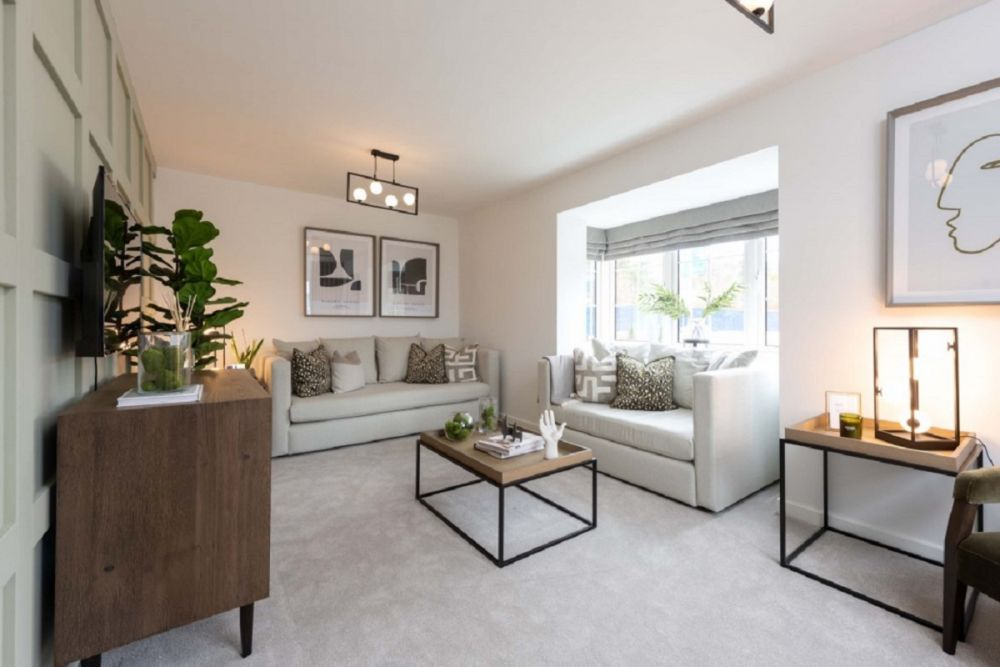 The Chalgrove - Living Area 1