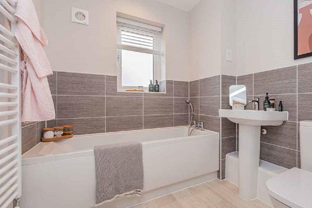 The Chalgrove - Bathroom