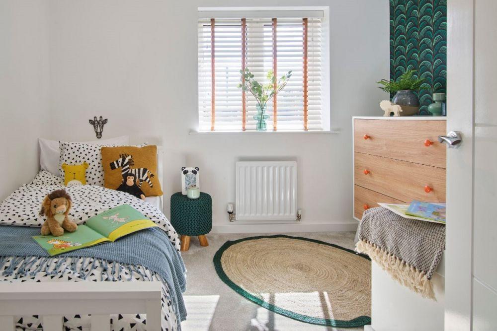 The Chalgrove - Bedroom 3