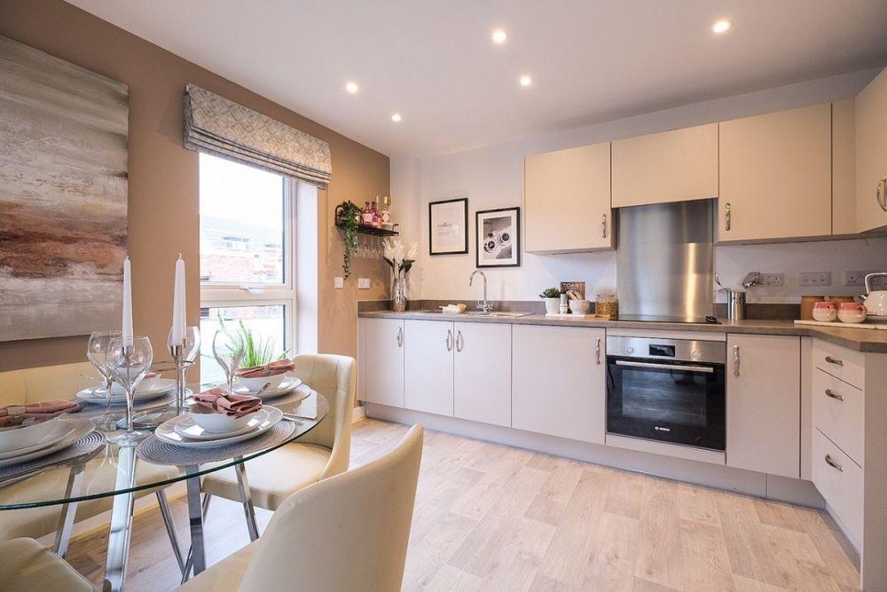 Woodlands Park - Lotus House Kitchen