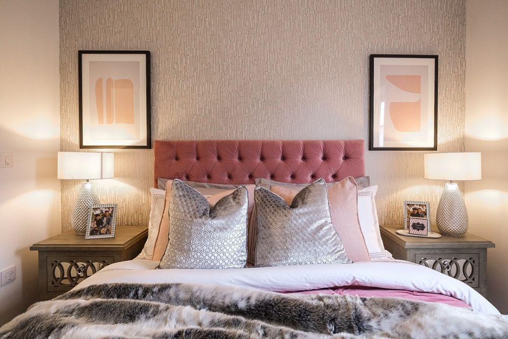 Woodlands Park - Lotus House Bedroom