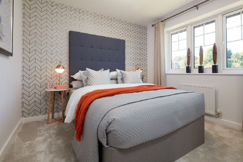 The Roydon Placeholder - Bedroom 4