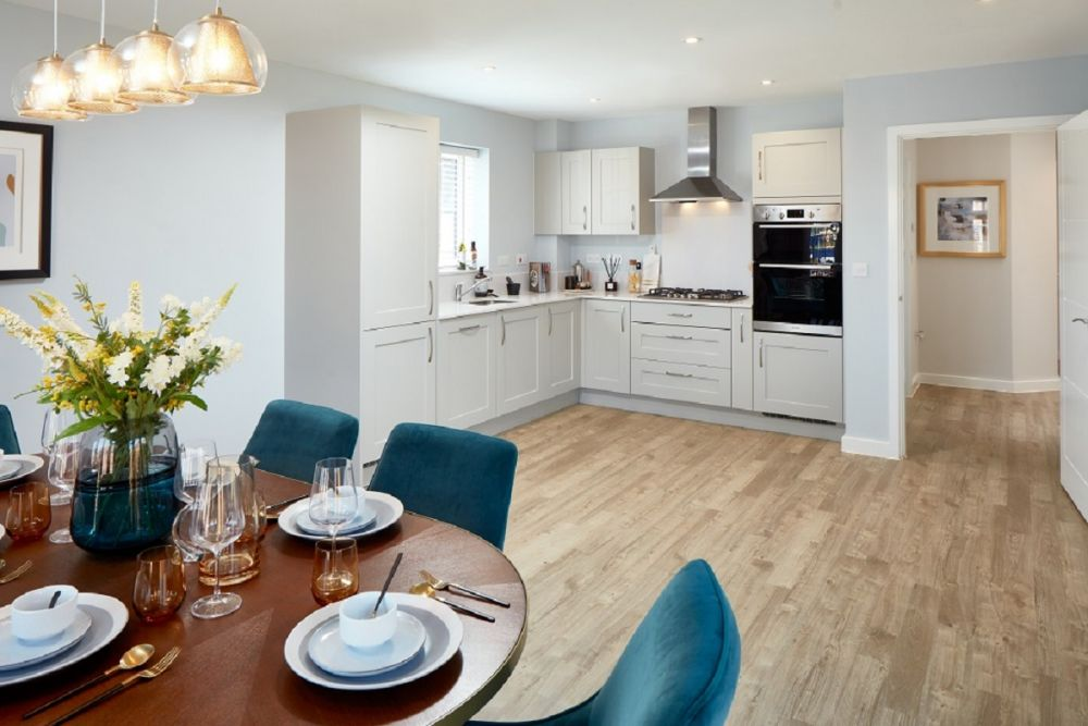 The Roydon Placeholder - Kitchen and Dining Area