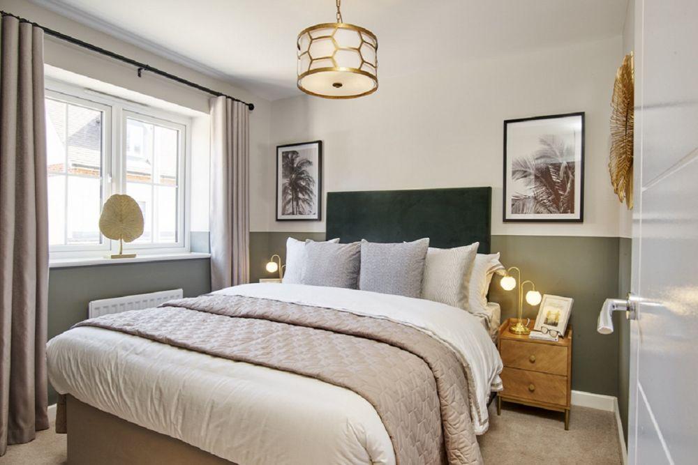 The Hatfield - Nineacres - Bedroom 1 1200 x 800