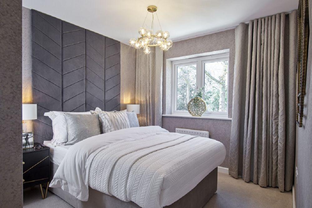 The Hatfield - Nineacres - Bedroom 2 1200 x 800