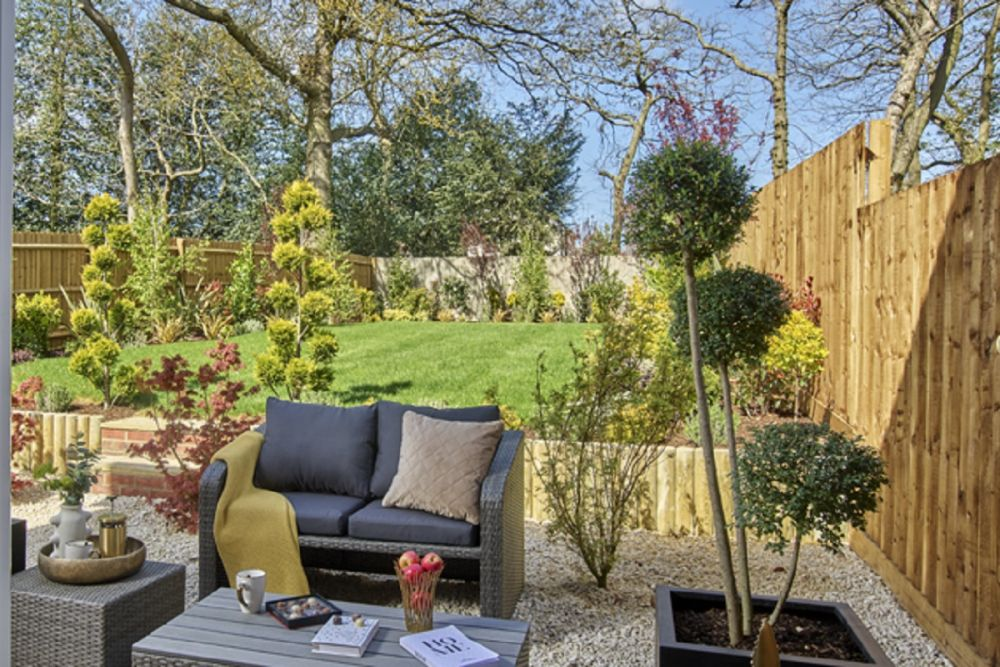 The Hatfield - Nineacres - Garden 1200 x 800