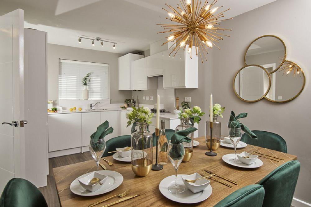 The Hatfield - Nineacres - Kitchen 1200 x 800