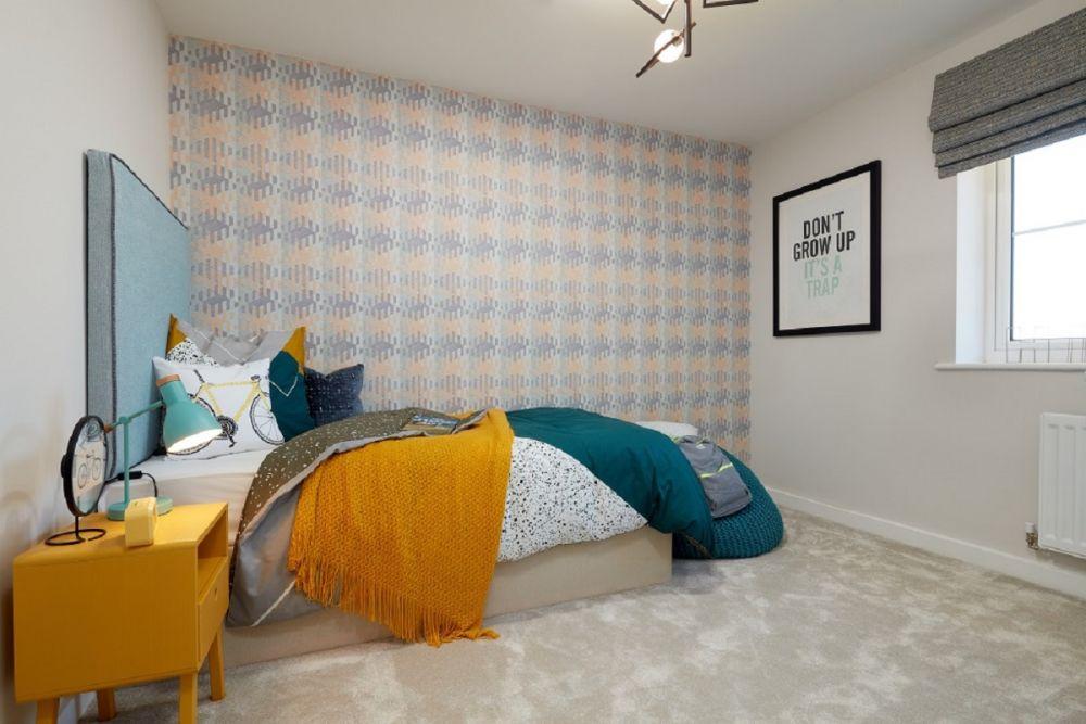 The York - Bedroom 4 1200 x800