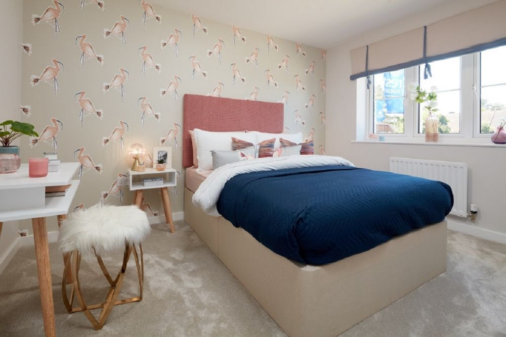 The York - Bedroom 3 1200 x800