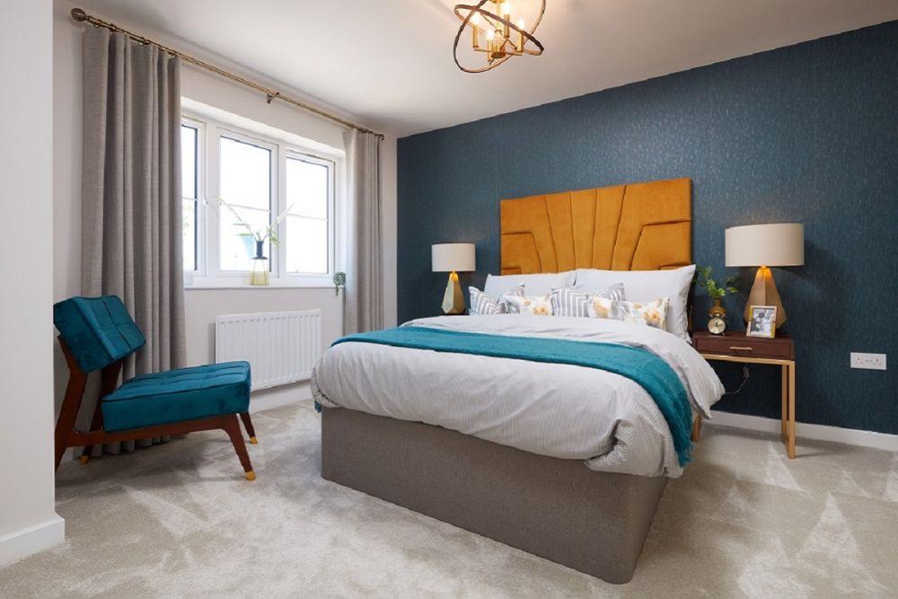 The York - Bedroom 2 1200 x800