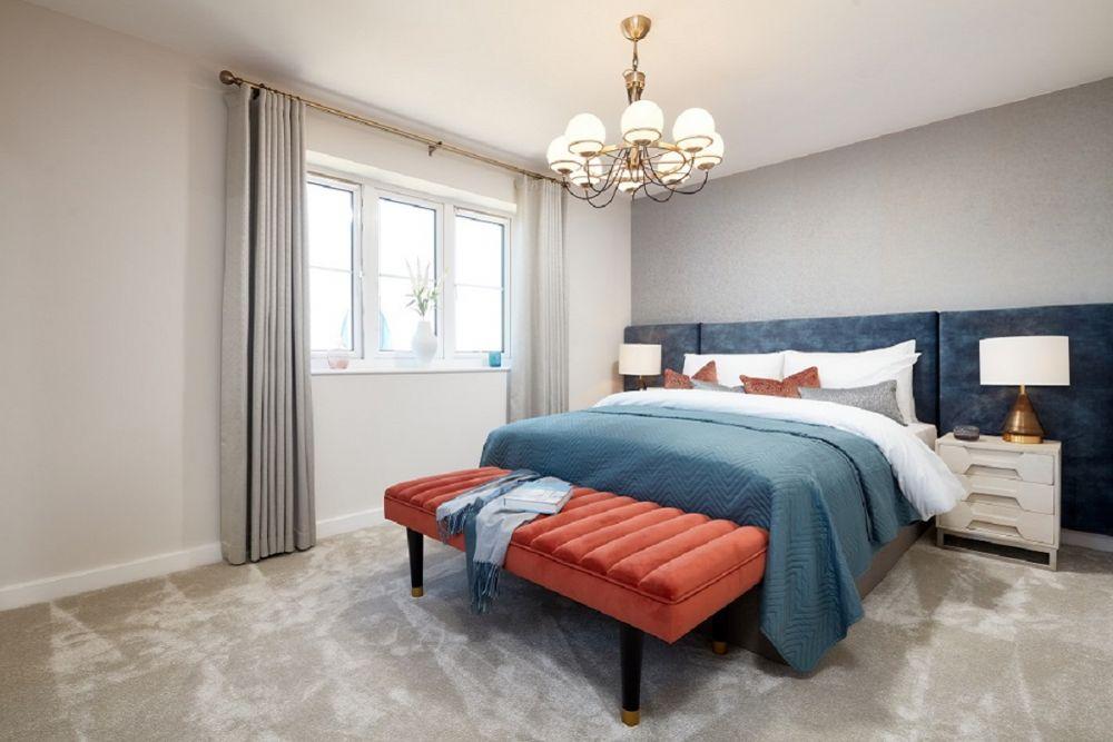 The York - Bedroom 1 1200 x800