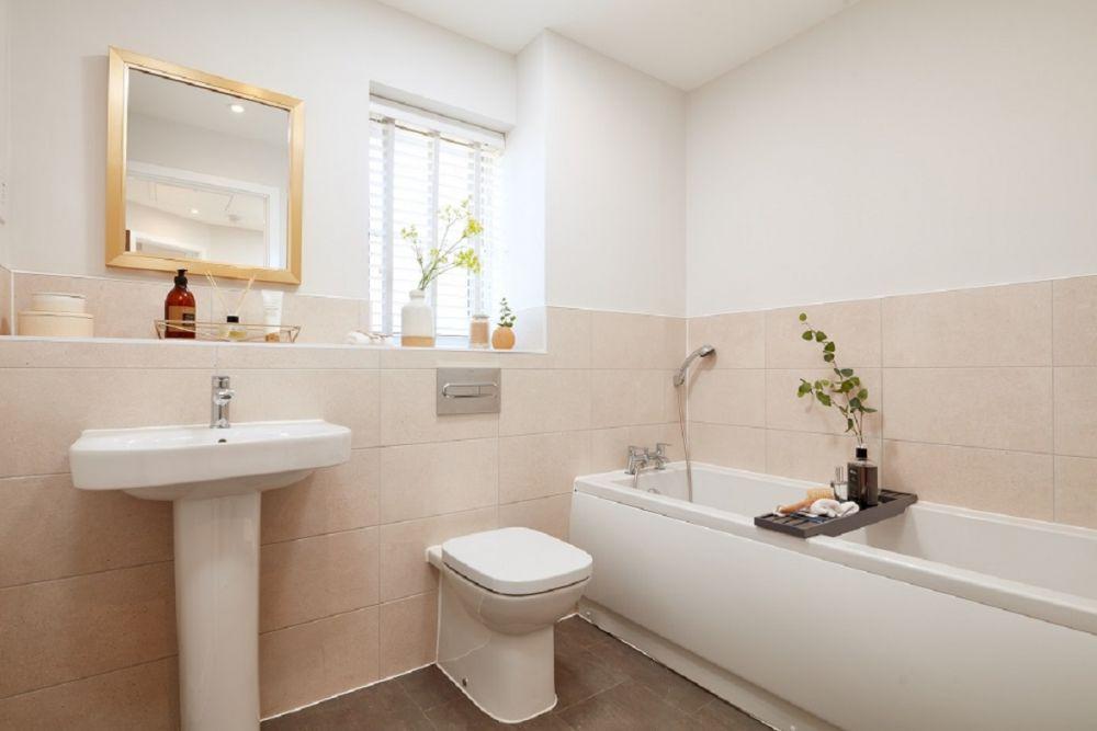 The York - Bathroom 1200 x 800