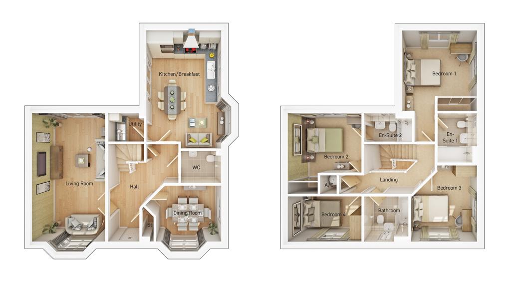 The Stour floorplan image